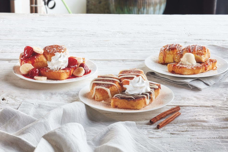 New King's Hawaiian French Toast from IHOP is available for a limited time at participating IHOP locations nationwide now through June 10.
