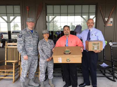 Approximately 4,000 military family members were invited to enjoy a donated Heat n' Serve Easter Family Meals To-Go from Cracker Barrel. Cracker Barrel collaborated with its flagship nonprofit partner Operation Homefront, continuing Cracker Barrel's support of Operation Homefront's mission of building strong, stable and secure military families.