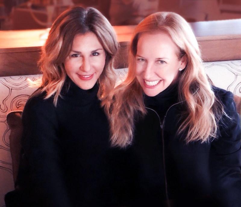 Tracy DiNunzio and Alexandra Wilkis Wilson