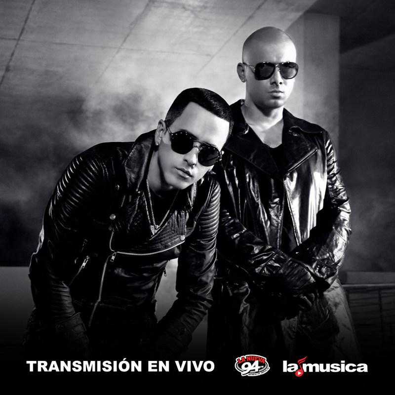 LaMusica App y La Nueva 94FM presentan en exclusiva mundial a Wisin y Yandel desde el anfiteatro Altos de Chavón en la República Dominicana (PRNewsfoto/Spanish Broadcasting System, In)