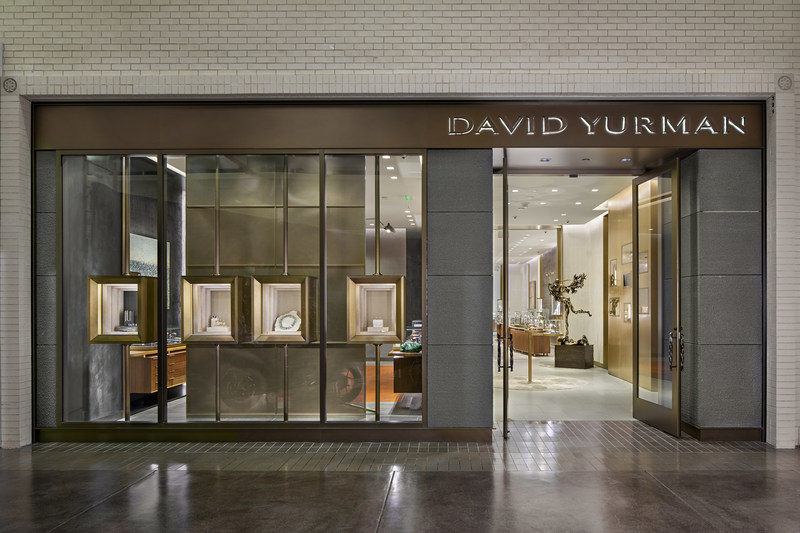 David yurman announces opening of new boutique at for Boutique center