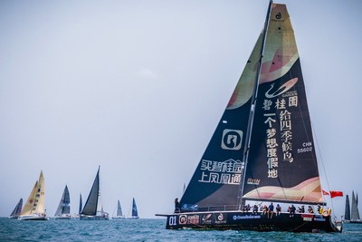 The Round Hainan Regatta expands its presence in Asia and around the globe