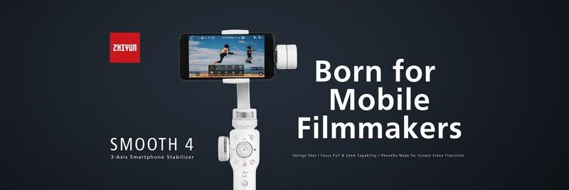Born for Mobile Filmmakers