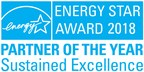 Canon U.S.A. Earns 2018 ENERGY STAR® Partner of the Year - Sustained Excellence Award