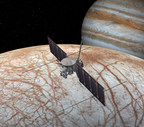 SSL, a Maxar Technologies company, was selected by NASA JPL to provide critical equipment for the Europa Clipper spacecraft. Image courtesy NASA/JPL-Caltech. (CNW Group/Maxar Technologies Ltd.)