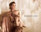 Roberto Coin lancia la sua nuova campagna pubblicitaria con la top model Arizona Muse
