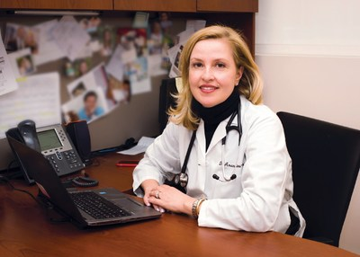 """An internal medicine practitioner for almost two decades, Amanda Collins-Baine, MD provides full primary care within a highly personalized patient experience at her concierge medical practice, Darien Signature Health in southern Connecticut.  """"This model restores my ability to help patients navigate today's complex healthcare environment and guide them through every stage of an illness. It's exactly the kind of care patients need, and deserve,"""