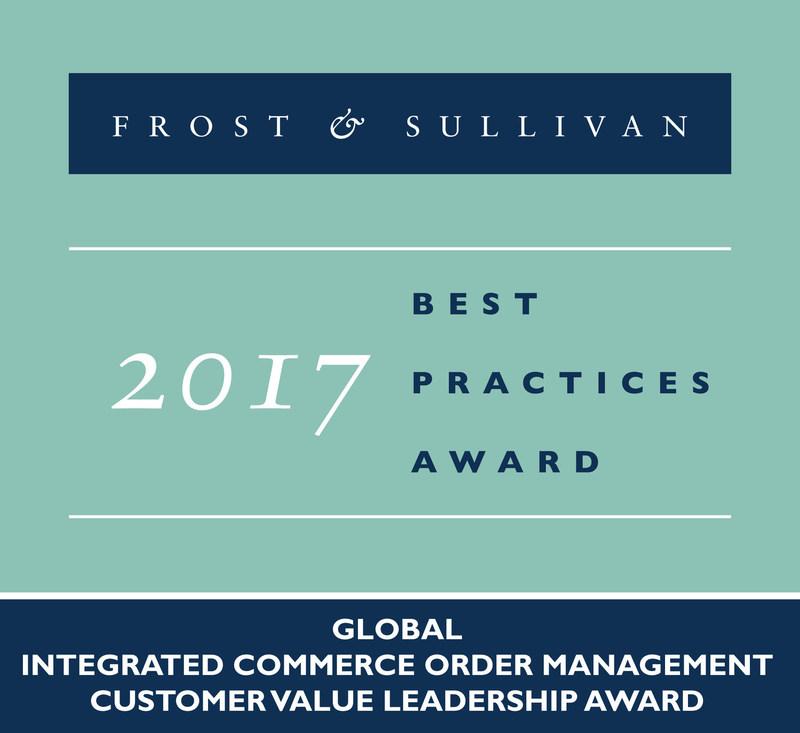 2017 Global Integrated Commerce Order Management& Customer Value Leadership Award