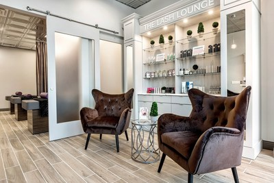 The Lash Lounge is the first franchise concept of its kind, specializing in the art of semi-permanent eyelash extensions and other non-invasive beauty enhancing services.