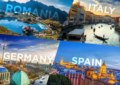 USANA's four new markets: Romania, Italy, Germany, and Spain will all be opening on June 20th, 2018