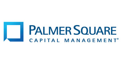 Palmer Square Capital Management logo (PRNewsfoto/Palmer Square Capital Management)