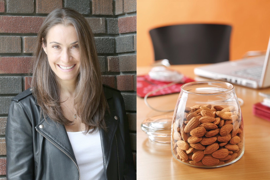 Own Your Everyday, Every Day with California Almonds and RDN Abby Langer