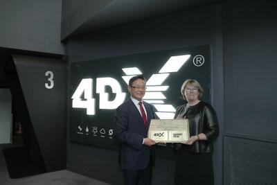 Industry-Leading Cinema Technology 4DX Hits Record-Setting 500 Screen Milestone