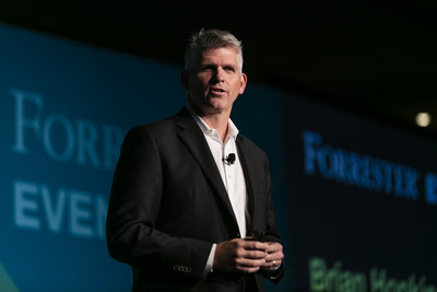 Vice President & Principal Analyst Brian Hopkins speaks at last year's Forrester Forum