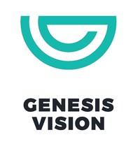 Genesis Vision logo (PRNewsfoto/Genesis Vision)