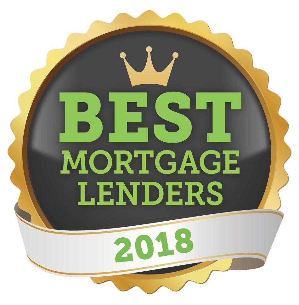 Best Mortgage Lenders 2018