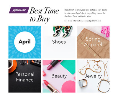 April Best Time to Buy