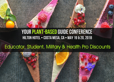 Your Plant-Based Guide Conference Offers Almost 40% Off For Select Groups