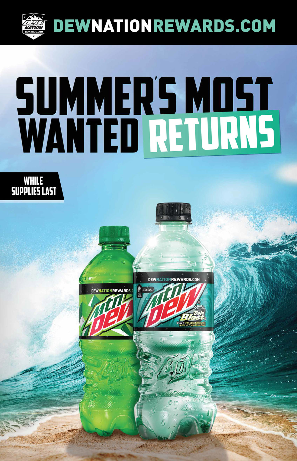 (PRNewsfoto/Mountain Dew)