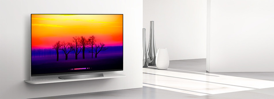 LG announces premium 2018 TV lineup, reinforcing leadership in expanding global OLED TV market with ThinQ® AI and α (Alpha) 9 Image Processor (CNW Group/LG Electronics Canada)