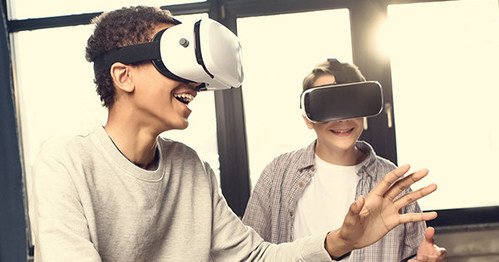 """""""Virtual Reality 101: What You Need to Know About Kids and VR"""" finds that most parents have some concerns about VR and that leading experts are advocating for moderation, supervision, and additional research as VR becomes increasingly prevalent in entertainment, education, and health care."""