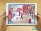 Kada Story Enhances Children's Reading Experiences Audiovisual Book