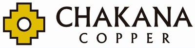 Chakana Copper Corp (CNW Group/Chakana Copper Corp)