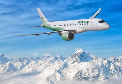Powered by Pratt & Whitney, Widerøe Celebrates Delivery of