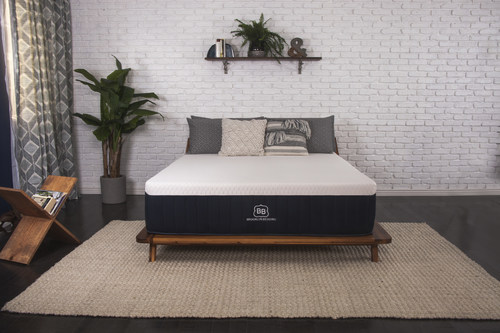 Retailers at High Point will have access to the most popular Brooklyn Bedding mattress collections in all sizes and varying firmness levels, designed with a broad range of value and attainable luxury. The Brooklyn Bedding showroom will be located at space M638 on floor 6 of the main wing of the IHFC building.