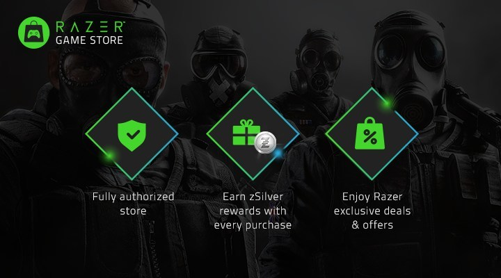 Razer Launches Its Digital Game Store