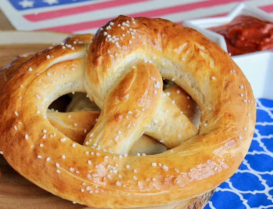 To celebrate National Pretzel Day on April 26, Ben's Soft Pretzels will give away free pretzels (one per person) with a minimum $1 donation to the Intrepid Fallen Heroes Fund.