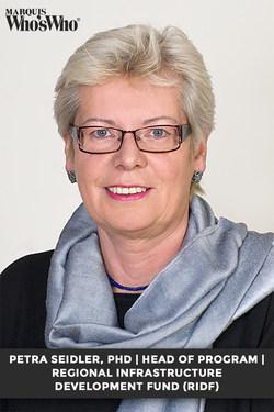 Petra Seidler, PhD