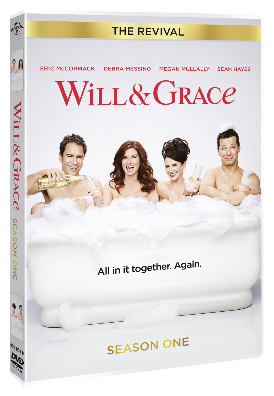 From Universal Pictures Home Entertainment: Will & Grace (The Revival): Season One