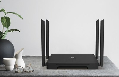 The world's first smart router, newifi adds new ideas to blockchain technology.