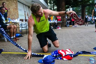 America's Fastest Marathoner, Ryan Hall, to Publish Debut Book with Zondervan Photo