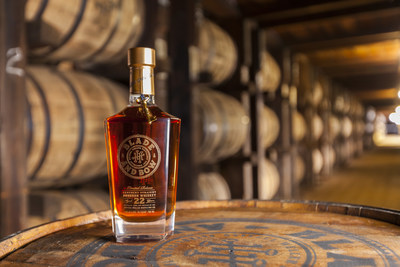 Blade and Bow 22-Year-Old Kentucky Straight Bourbon Whiskey returns with a limited re-release ahead of Derby Day. With rarity comes quality, and consumers will certainly want to sip this beautiful bourbon slowly and responsibly to fully experience the craftsmanship, history and heritage within.