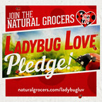 Natural Grocers customers pledge to protect the ladybug this Earth Day