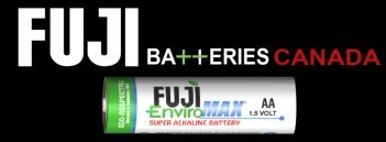 Logo: Fuji Batteries Canada (CNW Group/Fuji Batteries Canada)