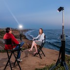 FoxFury Releases Nomad® P56 Production Light for On-Location Photo and Video Work