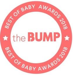 BUMP BEST OF BABY AWARDS 2018 - BABY MERLIN'S MAGIC SLEEPSUIT