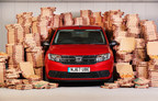 Save a Whole Lot of 'Dough' With Dacia and Deliveroo