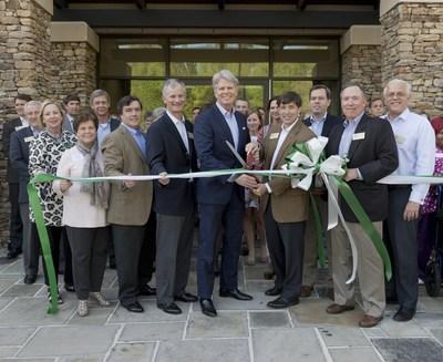 Oakworth Capital Bank Ribbon Cutting Ceremony