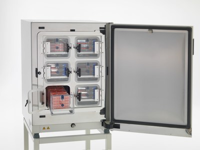 Thermo Scientific Cell Locker system for CO2 incubators