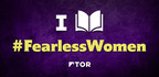 Tor Books is proud to present a year of #FEARLESSWOMEN
