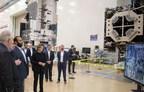Saudi Arabia's Crown Prince Visits Lockheed Martin's Silicon Valley Site