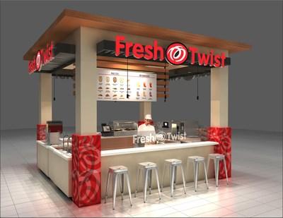 Introducing the new Fresh Twist by Pretzelmaker®.