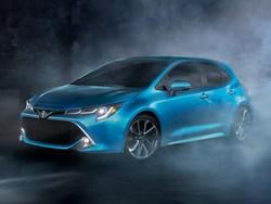 New 2019 Toyota Corolla announced at 2018 New York Auto Show