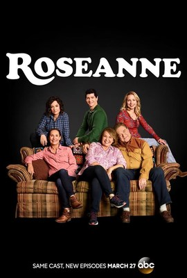 """Roseanne,"" on March 27, 2018 had one of the biggest premieres in TV history."
