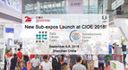 Data Center Expo & Optoelectronic Sensor Expo Making Debuts at CIOE 2018