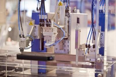 Medical manufacturing equipment showcased at Medtec China